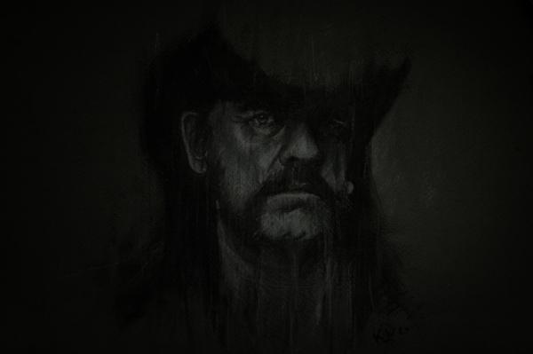 Lemmy Kilmister by Hippy